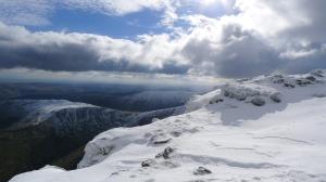 Snowdonia Mountain walk