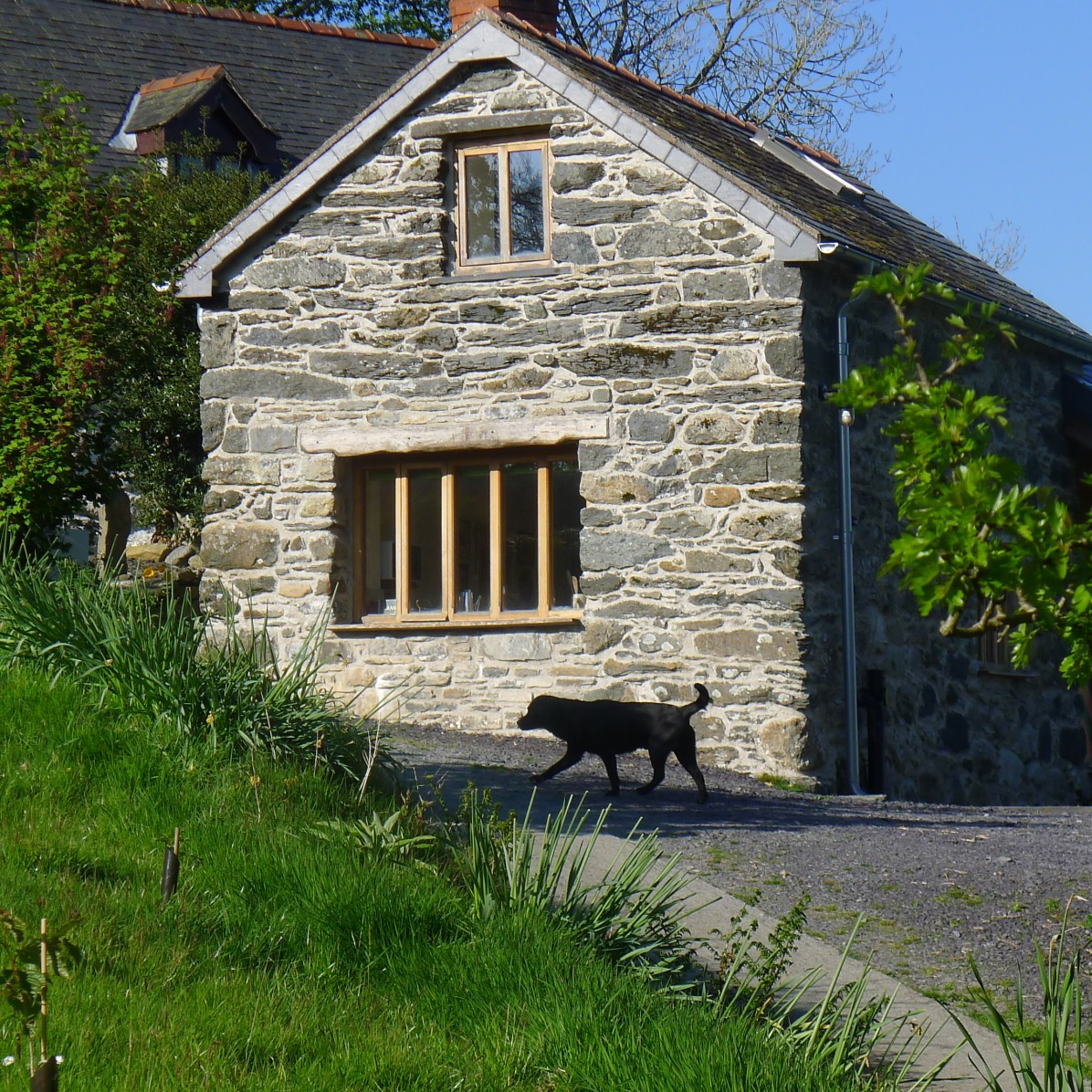 Holiday cottage near Bala
