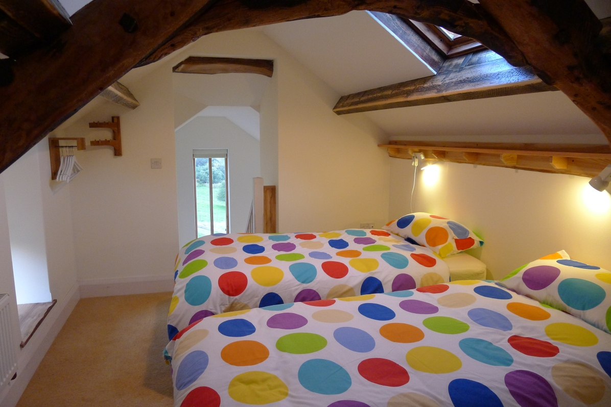 single or super kingsize beds, your choice