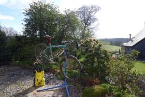 Yeti Bike Wash