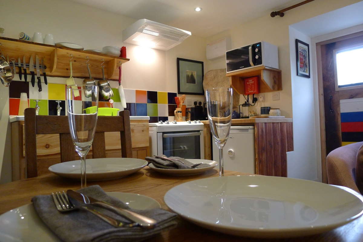 Holiday Cottage for cyclists