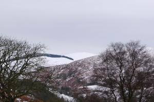 North Wales Snow