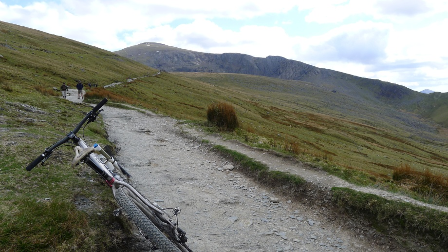 Llanberis Path MTB