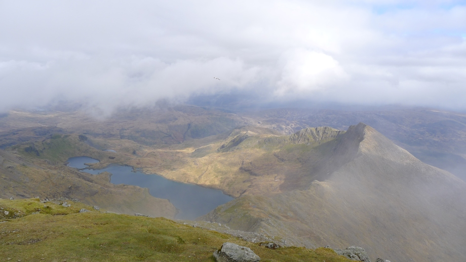 Summit Snowdon