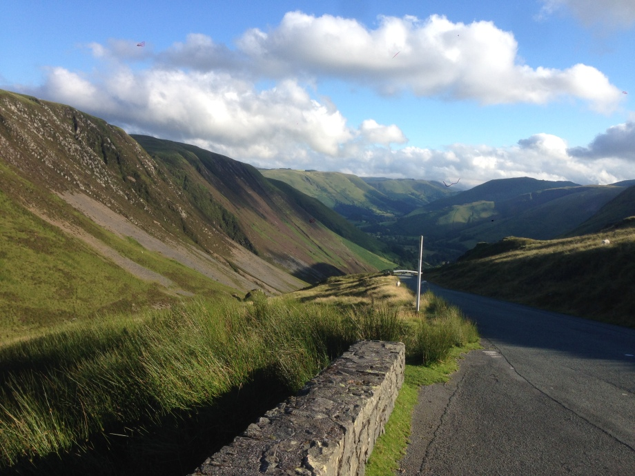 Road Cycling North Wales