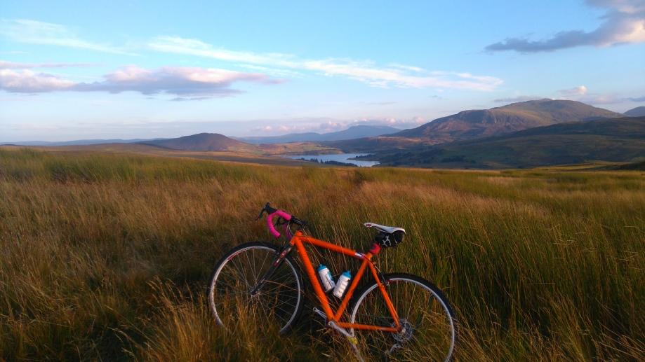 Cyclocross Llyn Celyn