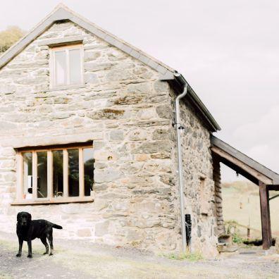 converted stone barn